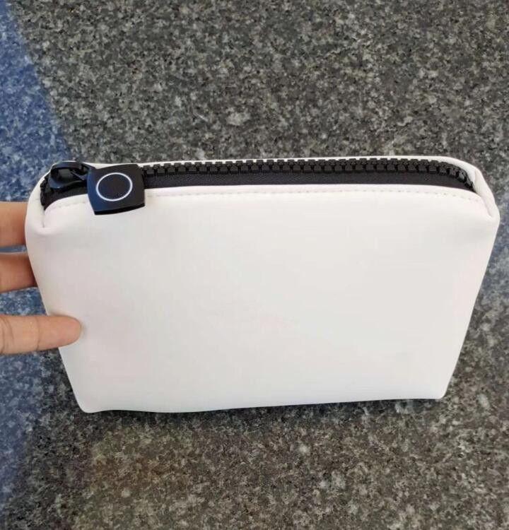 Лучший подарок Paris Designer VIP подарочные сумки портативный косметический мешок для хранения 4 цвета женщин бренда косметическая сумка на молнии кошелек с черной подарочной коробкой