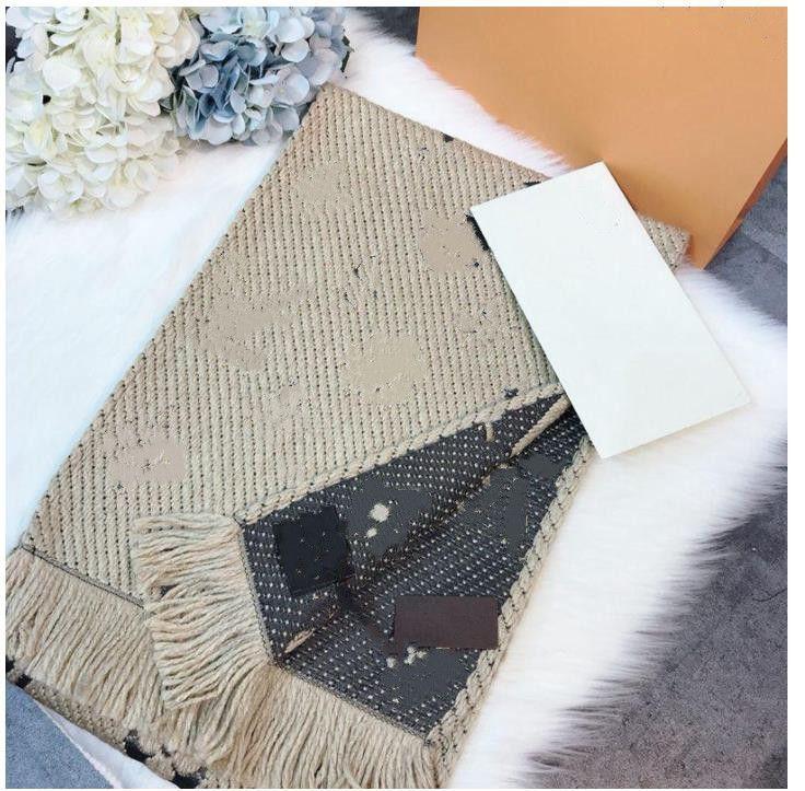 lusso -180x32cm lana cashmere pashmina mens sciarpa da uomo sciarpe da uomo winteawl anello da donna Poncho