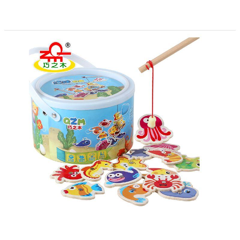 Giocattolo per la pesca dell'oceano del bambino del giocattolo del giocattolo della pesca dell'animale domestico del giocattolo dell'animale domestico dell'istruzione dell'animale domestico, $ 5,36 ciascuno