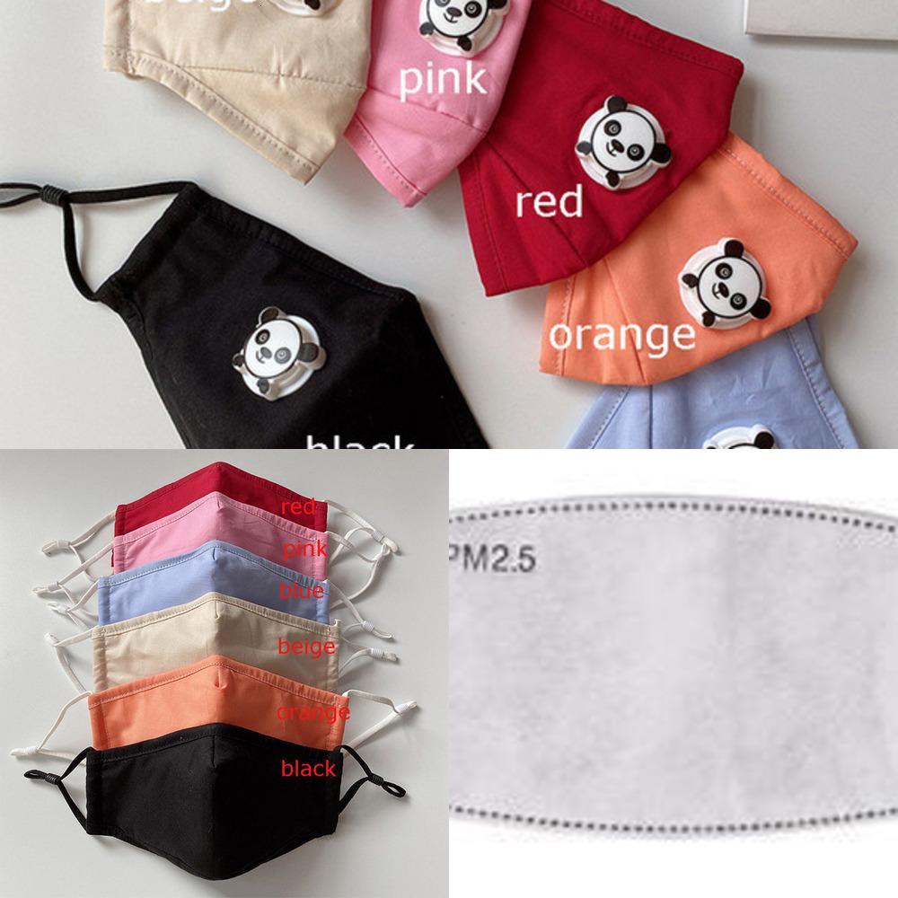 Tuch Masken Kinder Baumwolle 2020 PM2.5 Waschbares Gesicht Neu mit Wert Designer Anti-Dust-Maske Bunte Vliesstoff Kinder Tuch Masken