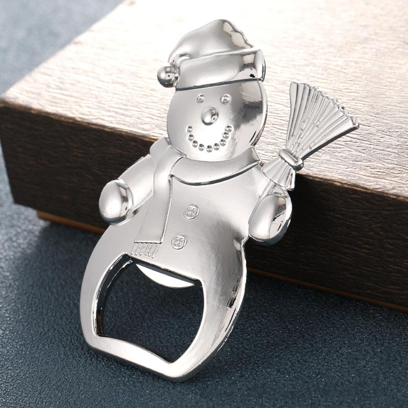 Ouvre-bouteilles Ouvre-bouteilles Cadeaux de Noël Cadeaux d'hiver Hiver Snowman Theme Anniversary Anniversary Giveaways