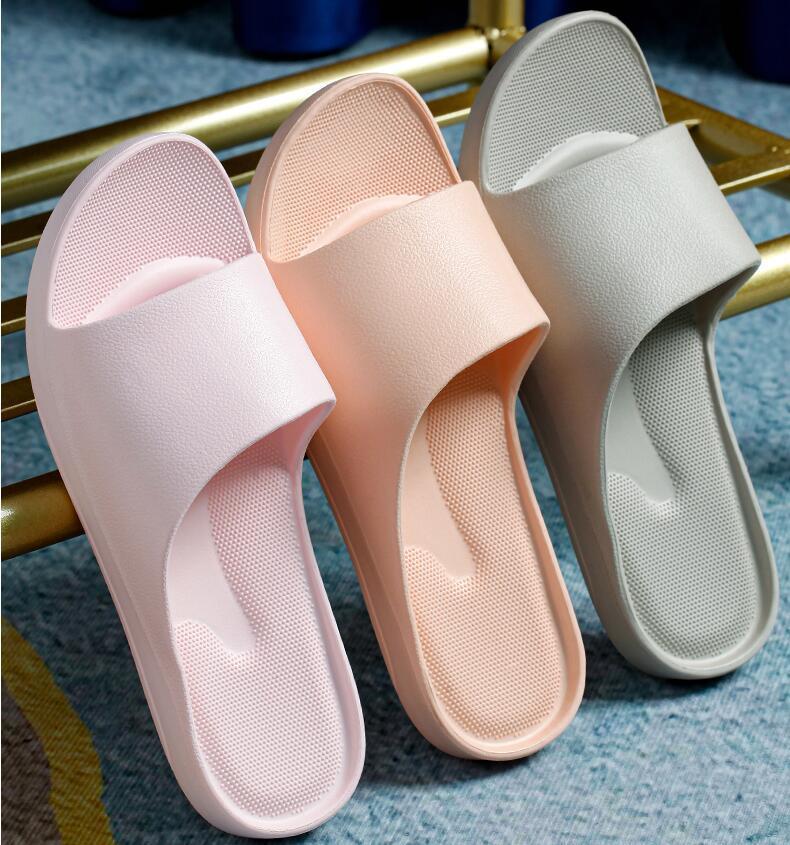 Kadın Sandalet Chaussures Siyah Sarı Kırmızı Yeşil Slaytlar Terlik Bayan Yumuşak Rahat Ev Otel Plaj Terlik Ayakkabı Boyutu 36-41 13