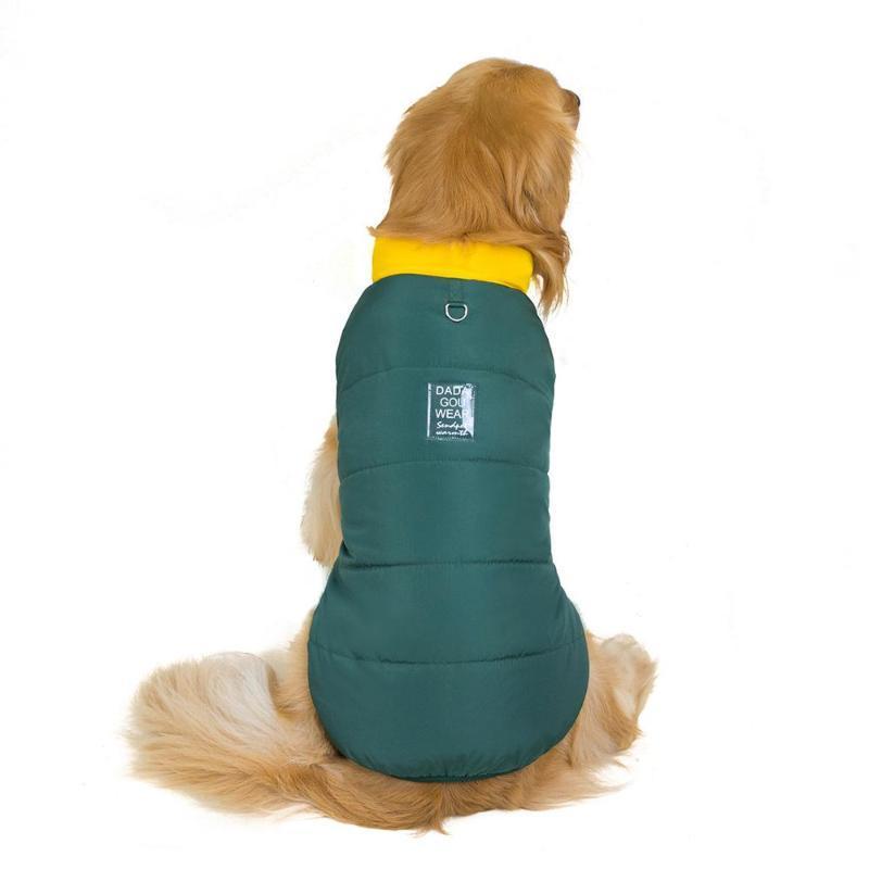 Winter Haustier Hund Jacke Mantel Warme Kleidung für kleine große Hunde Chihuahua Goldene Labrador Weste Kleidung Wasserdichte Welpen Kostüm