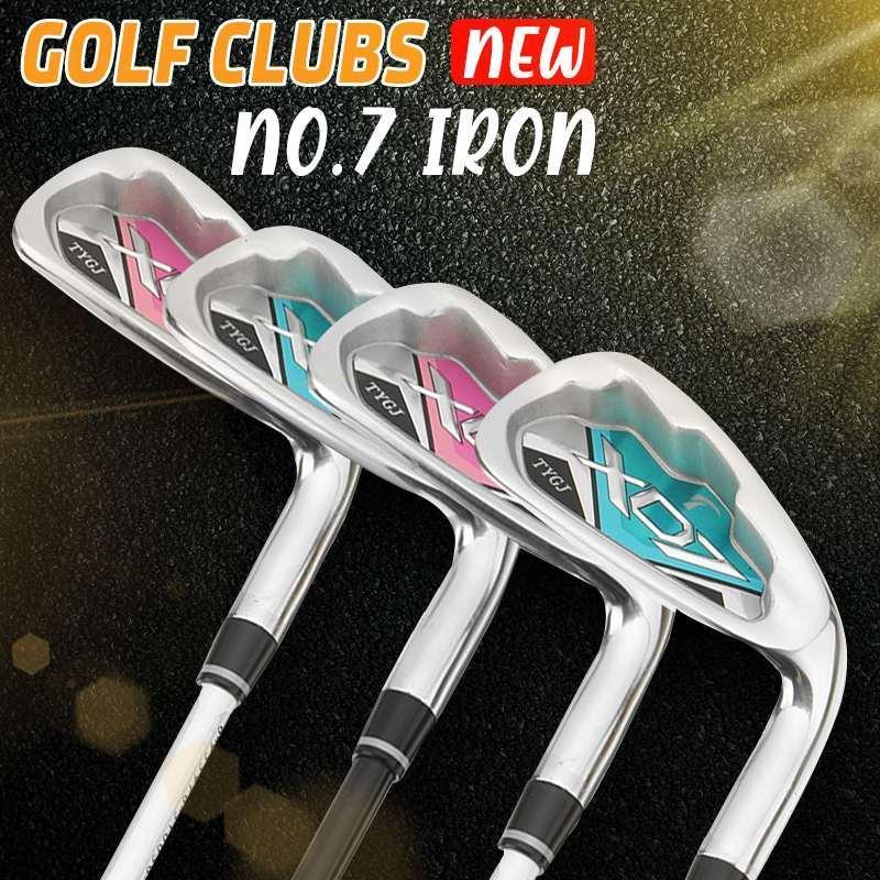 Clubs de golf Ensemble de fer Set de club de golf pour hommes Femmes
