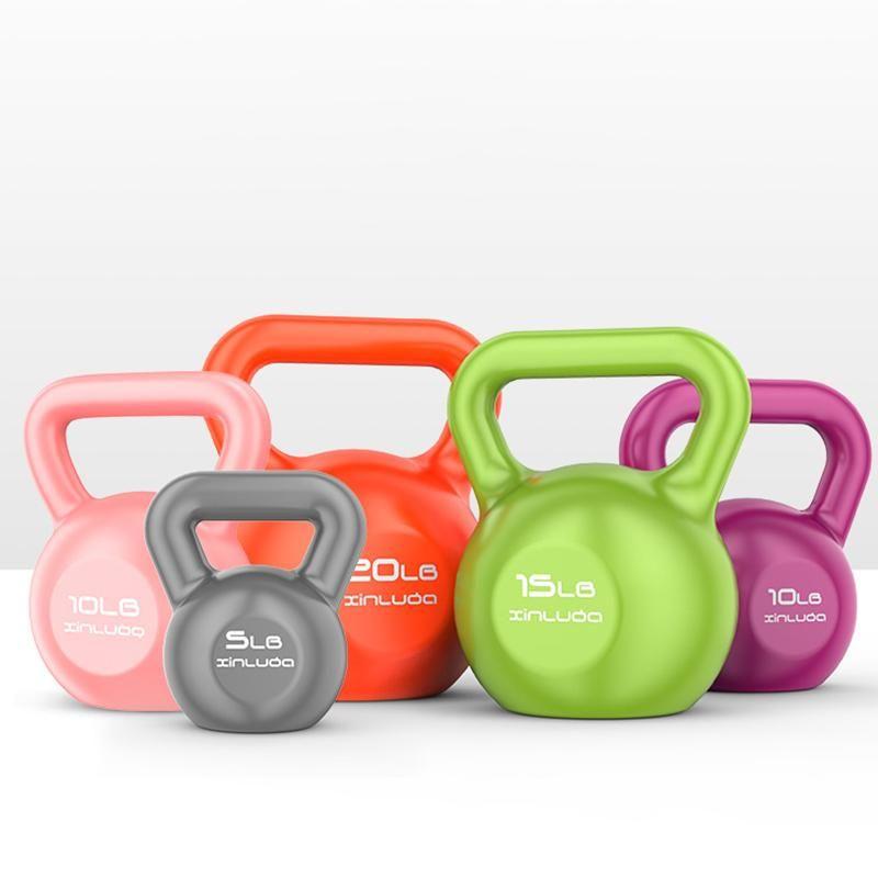 Haltleds kettlebell pour poids de fitness pondérations équipement d'équipement d'exercice outils de formation