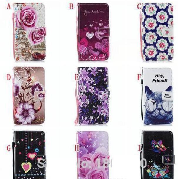 Çiçek Kayışı Cüzdan Deri Kılıf Samsung Not 20 Ultra S21 Artı A11 A01 Core M31S A51 5G A71 Baskı Gül Paris Aşk Standı Kart Kapak Olun