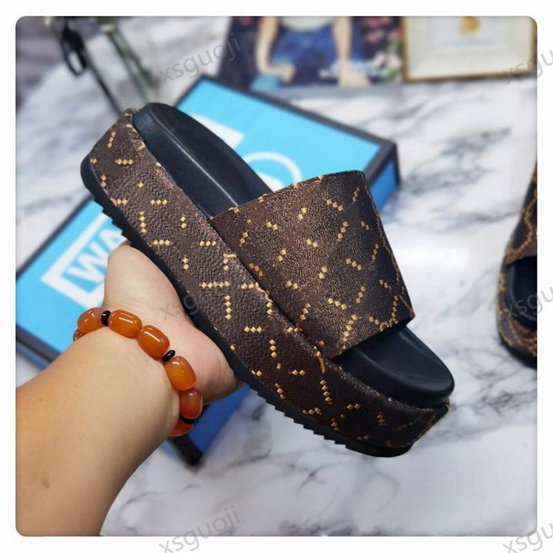 Gucci slipper París Nuevas pares zapatillas de lujo diseño desgaste damas verano moda playa antideslizante zapatillas de alta calidad tamaño 35-44