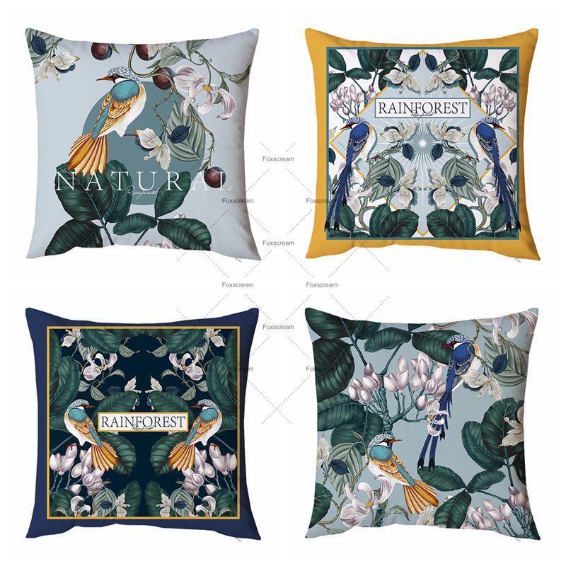 Подушка / декоративная подушка скандинавская подушка крышка бархатные декоративные подушки чехол черный белый для дивана
