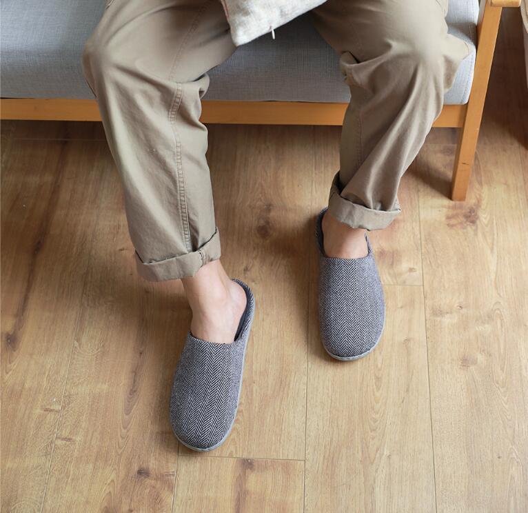 Erkekler Sandalet Chaussures Beyaz Gri Slaytlar Terlik Erkek Yumuşak Rahat Ev Otel Terlik Ayakkabı Boyutu 41-44 11