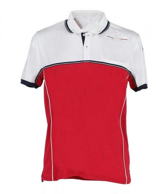 F1 Racing Team Co-Branded Kurzarm Casual T-Shirt Revers Poloshirt, Fan Sommerjacke Logo kann angepasst werden