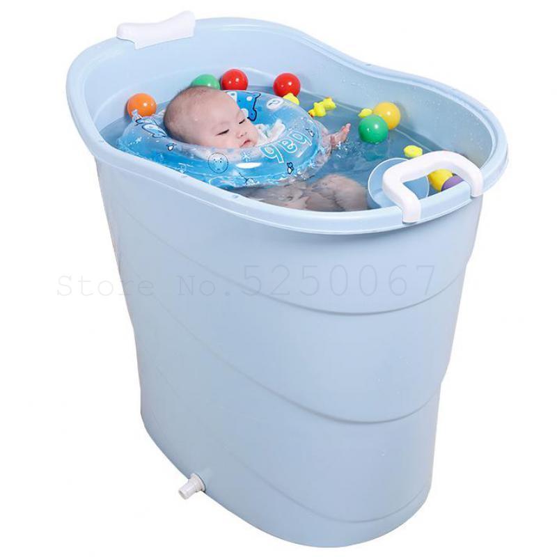 Ванна для всей тела, бытовая ванна, пот-пара, сбережная большая детская ванна