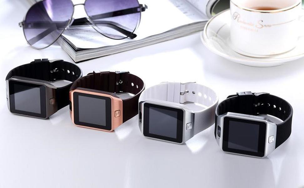 DZ09 Smartwatch GT08 U8 A1 Smart Watch Support TF SIM Camera Men Sport Bluetooth Wristwatch FOR IOS Android Can Record Sleep State