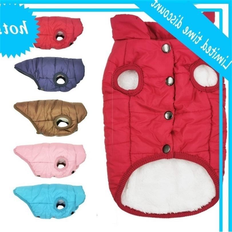 Abbigliamento per piccoli cani di grandi dimensioni inverno chrias dog gilet giacca caldo in pile pet cappotto chihuahua pug francese bulldog abbigliamento abbigliamento