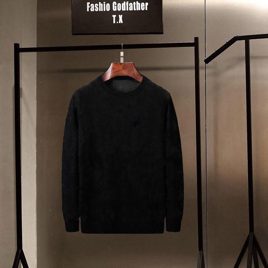 New Designer Brand Men Sweaters Luxury England High Quality Sweatshirt Selling Cotton Retro Hoodie Leisure Women loose Couple pullover