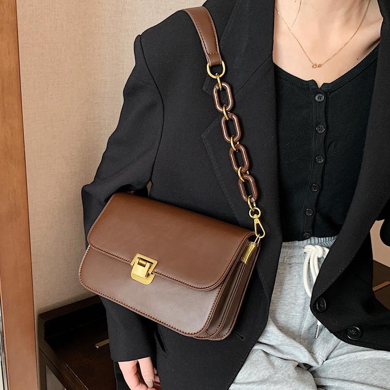 Старинные солидные искусственные кожаные женщины мода кроссбириву 2021 кошельки ремешки на ремне на ремнях дамы новые сумки женские сумки два мессенджера
