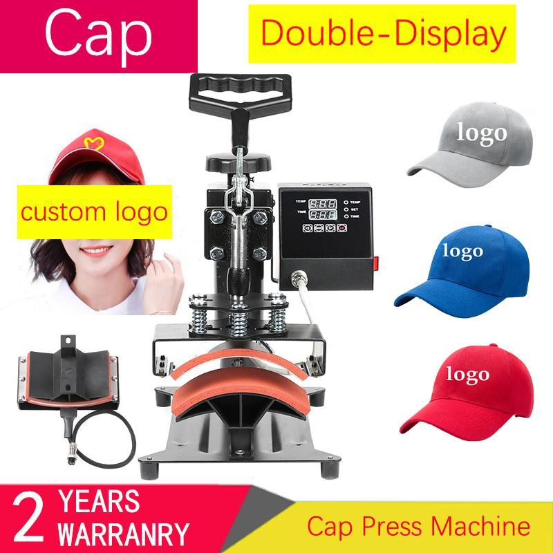 Cap Heat Press Machine Digital Swing Away Sublimation Printer Cap Hat Printing Heat Transfer Baseball Sublimation