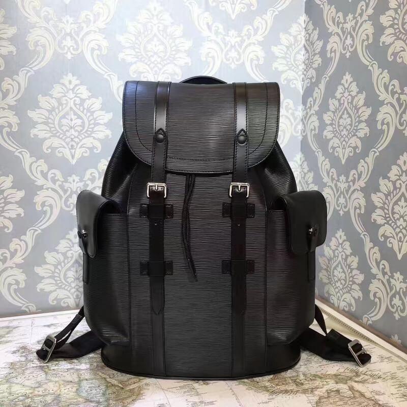 Diseñadores Mochila Cartera Capacidad de Negocios Grandes Capacidad Oxidada Viajes Bolsos Lujos de Lujos Christopher Mens Totes Totes Totes Abael Bags M43735