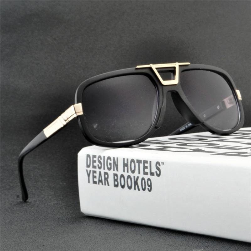Lunettes de soleil Lunettes de soleil Sunglass Hommes Square 2020 Femmes Designer MincL UV400 Viomb Sun Cadre noir Femme NX Qualité transparente VPUUR