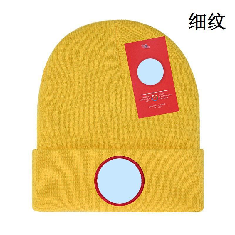 도매 캐나다 브랜드 니트 모직 모자 따뜻한 겨울 패션 남자와 여자 비니 캐주얼 뜨개질 엉덩이 pom-pom-pom-pom skull caps 무료 배송