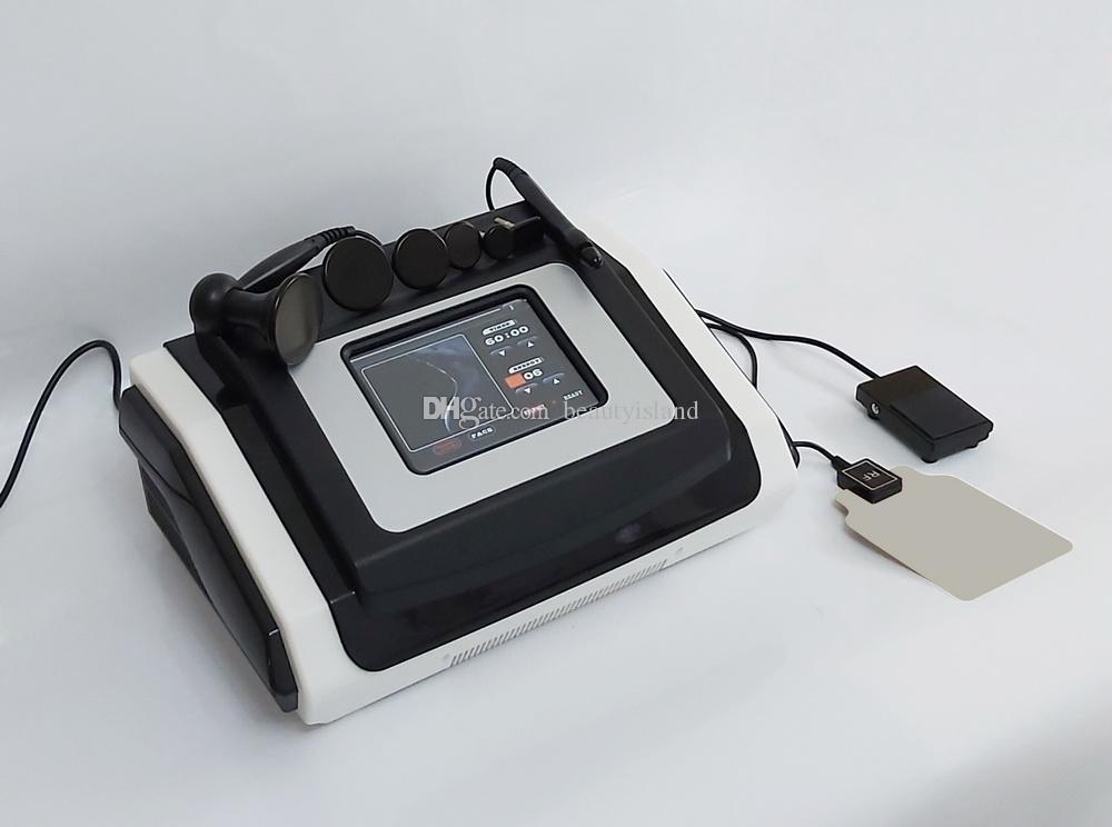 Taşınabilir Monopolar RF Radiofrequencia Yüz Asansör RF Cilt Sıkma RF Zayıflama Makinesi