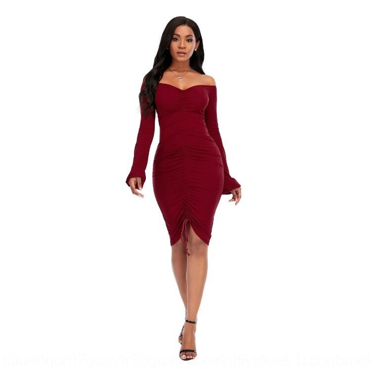HfcL Vestidos Mujer Dresses Floral Printed Fashion Women De Designer Long Sleeve Casual Lapel Dress Womens Neck