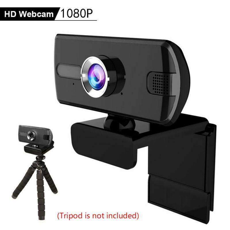 Веб-камера для компьютера HD встроенный микрофон камеры автоматического фокусировки на 90 ° угол зрения на Youtube Live TeleWorking видео