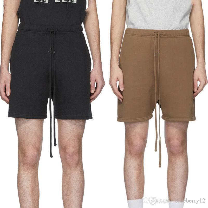 Мужские шорты High Street Shorts для мужчин Отражающие короткие мужские хип-хоп Streetwear Streetwear с 4 цветами