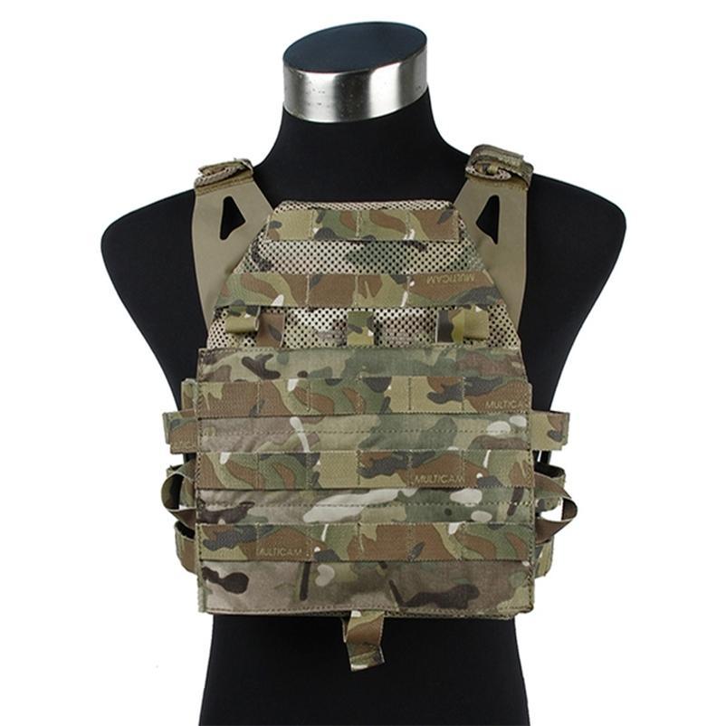 TMC Tactical Vest Jump Plate Носитель Multicam JPC 2.0 Maritime Ver Molle Body Armor Molle Жилет Hunting Airsoft Tactical Gear 201215