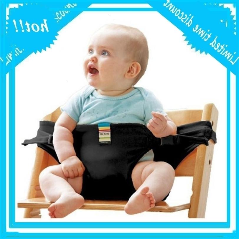 New Kid Eating Children's Seat Effects Color Baby Boy Girl Chair Safety Backpacks Belt Portable Drip