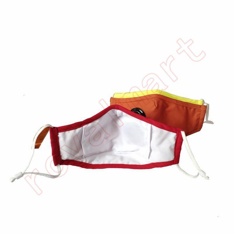 14 Farben Feste Farbe Atemventil Mode Gesicht staubfest waschbar wiederverwendbare Baumwollmaske für Erwachsene DHL Freies Verschiffen