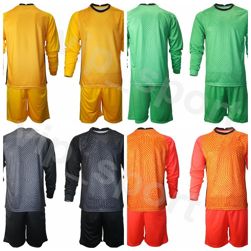 Goleiro dos EUA Goleiro Futebol 24 Ashlyn Harris Manga Longa Jersey Set Tim Howard 1 Bill Hamid Ethan Horvath Hope Solo Football Camiseta Kits