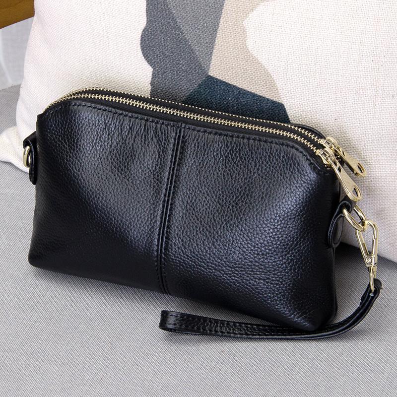 Bolsa genuína bolsa de embreagem feminino pequeno mensageiro crossbody bolsa mulheres sacos de couro para o ombro saco senhoras embreagem luxo htnpt