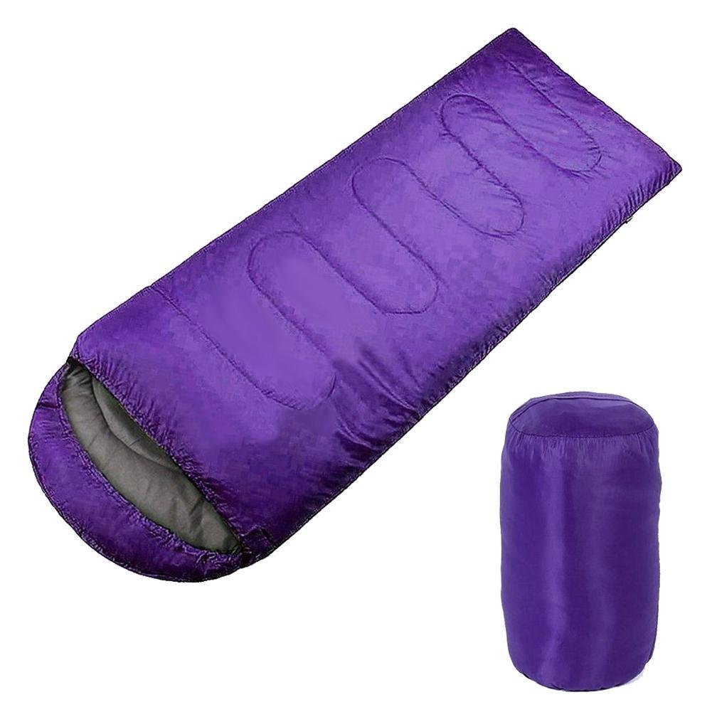 Erwachsener einzelner Camping Wasserdichter Anzug Hülle Umschlag Schlafsack C18112601 Ostern6