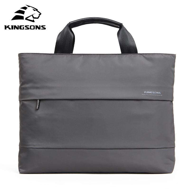 Kingsons 13.3 '' 15.4 '' pollici portatile borsa impermeabile da donna a tracolla borse a tracolla a tracolla borsa a tracolla borsa da donna borse da donna