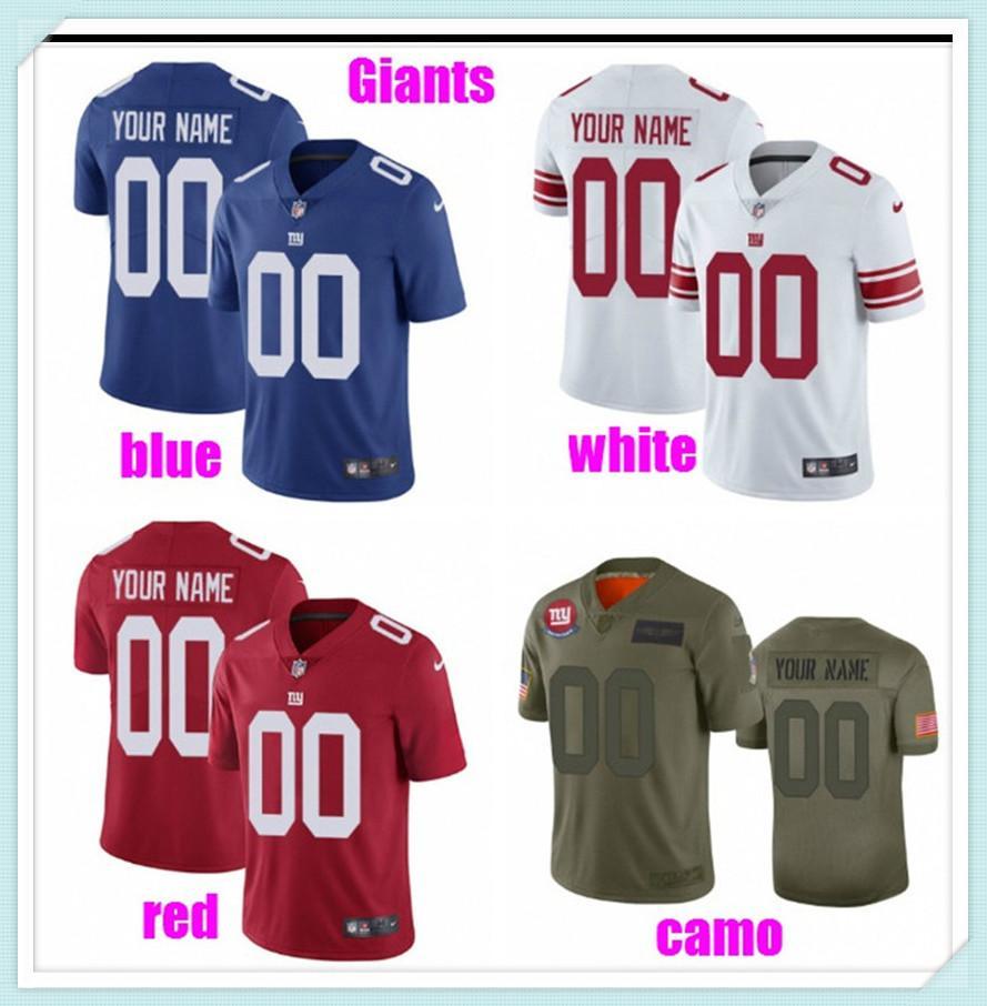 Personalizado para hombre para mujer Jersey American Football Jerseys Deportes Player Clásico Auténtico Kits Vapor Vapor Intouchable 2021 Jersey Rojo 4XL 5XL 6XL