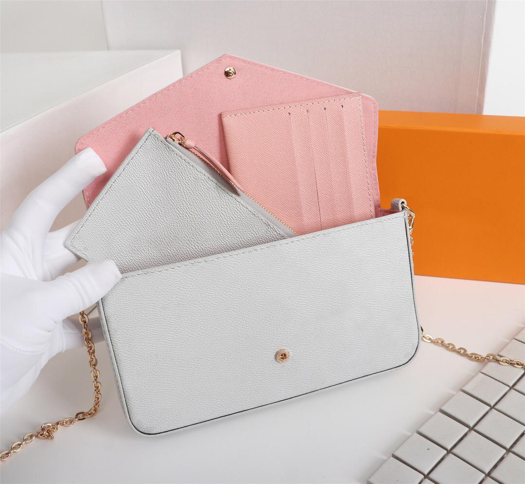 2021 Damen Designer Schulter Mode Satteltasche Neue Taschen Crossbody Handtaschen Brieftasche Gratis Luxurys Einkaufen Gkwqh