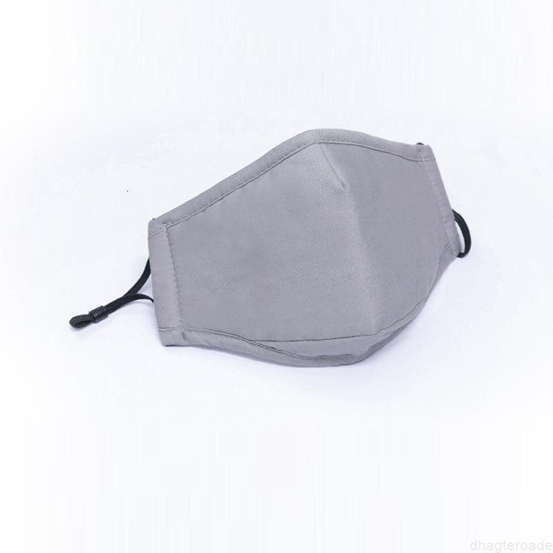 adulto y diseñador anti-haze hombres cara mujer invierno pm2.5 máscaras protectoras de polvo lavable máscara de algodón reutilizable