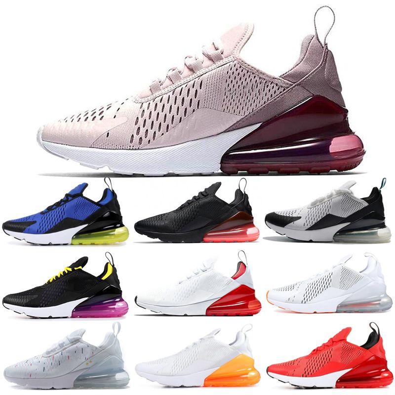 270 2020 OG подушка и демпфирование резиновые кроссовки легкий вес 27C OG сетка дышащий демпфирование спортивная спортивная обувь 36-45 S520