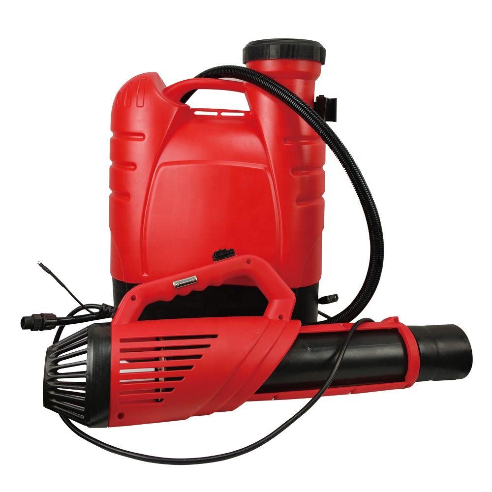 Cordless Portable Battery Backpack Electrostatic Sprayer Sanitizer Spray Gun Fogger Garden Hose Fogging Machine Disinfectant Gun Nebulizzato