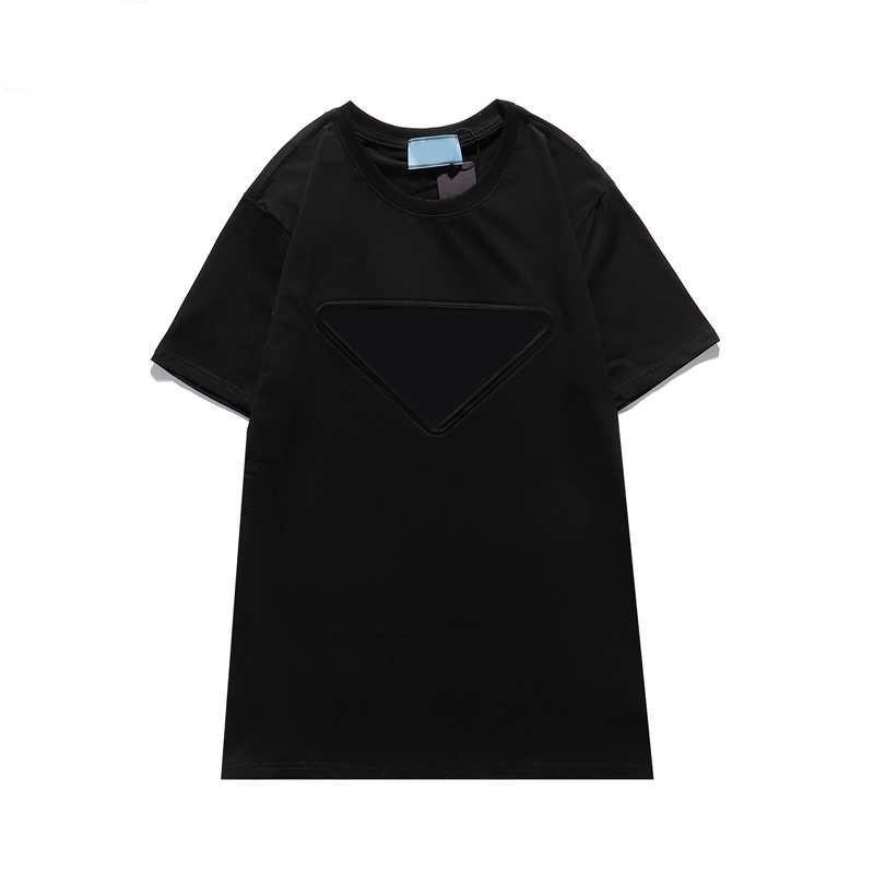 2021 Мода Лето Мужчины Женщины футболка с Письмо Напечатанные Повседневная Мужская Женская Уличная Одежда T Рубашки Высокое Качество Открытый Тройник Одежда