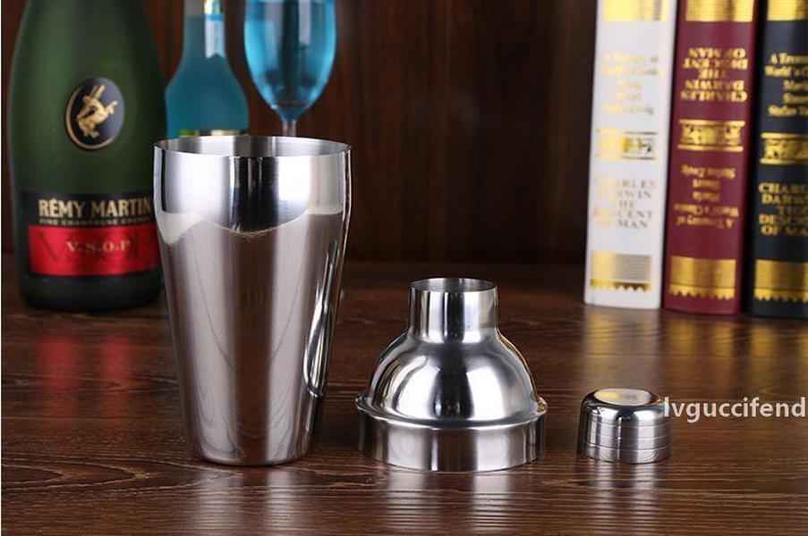 Из нержавеющей стали Бостон-шейкер коктейль-шейкер коктейль-смеситель вина Martini Phyring Boston STYLE STYLE для партийный бар инструмент