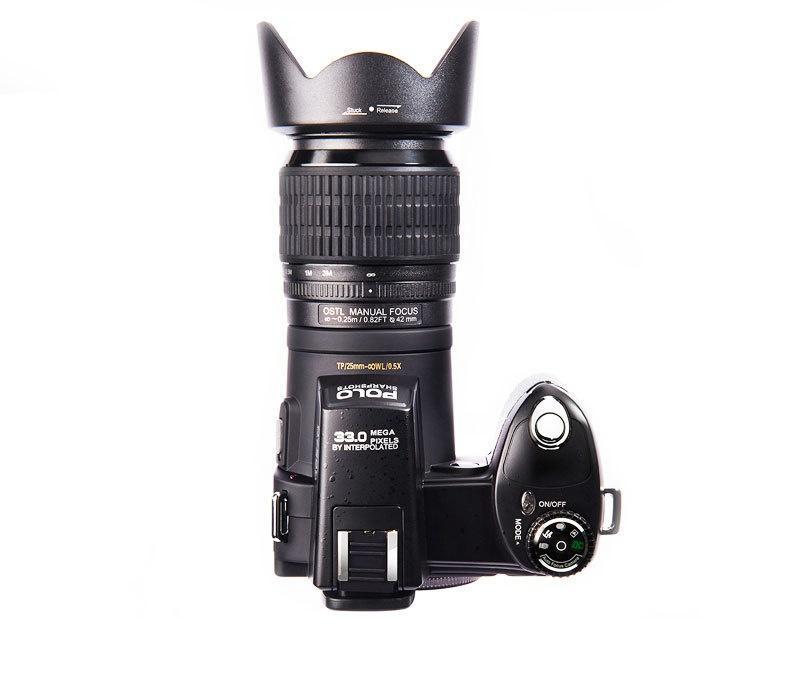 2018 -New PROTAX POLO D7100 Digitalkamera 33 MP FULL HD1080P 24X optischer Zoom Autofokus Profi-Camcorder
