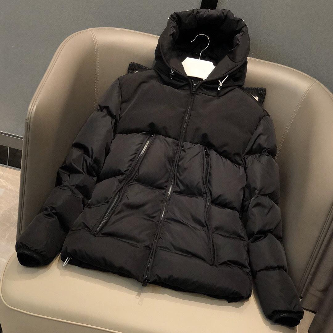 Herren Daunenjacke Mäntel Winter Kapuzenjacke Top Qualität Männer Frauen Winter Casual Outdoor Warme Feder Outwear Halten Sie den warmen klassischen Stil