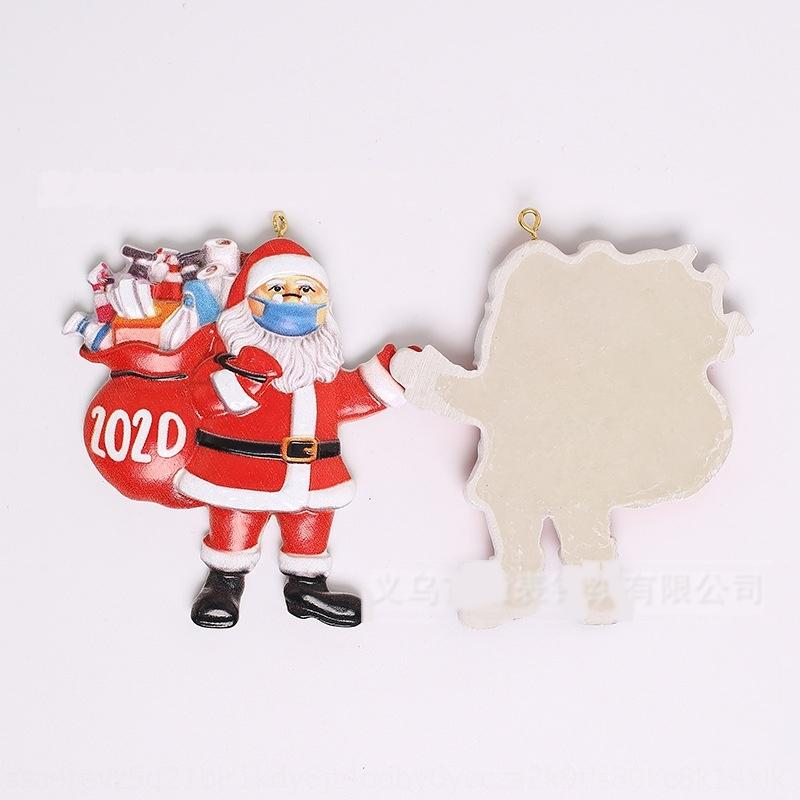 UZvv Handmade Tree Tomte Gnome Christmas Santa Xmas Hanging Ornaments New Year Pendants Decoration Party Home JK2009PH