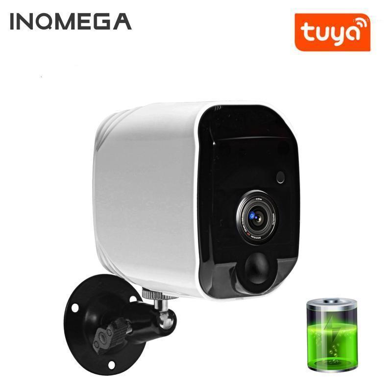 Telecamere Inqmega Wireless Wireless Battery Fotocamera BATCHERA BATCHERA HOME SICUREZZA 1080P MINI IP WiFi Visione notturna Ricaricabile Tuya1