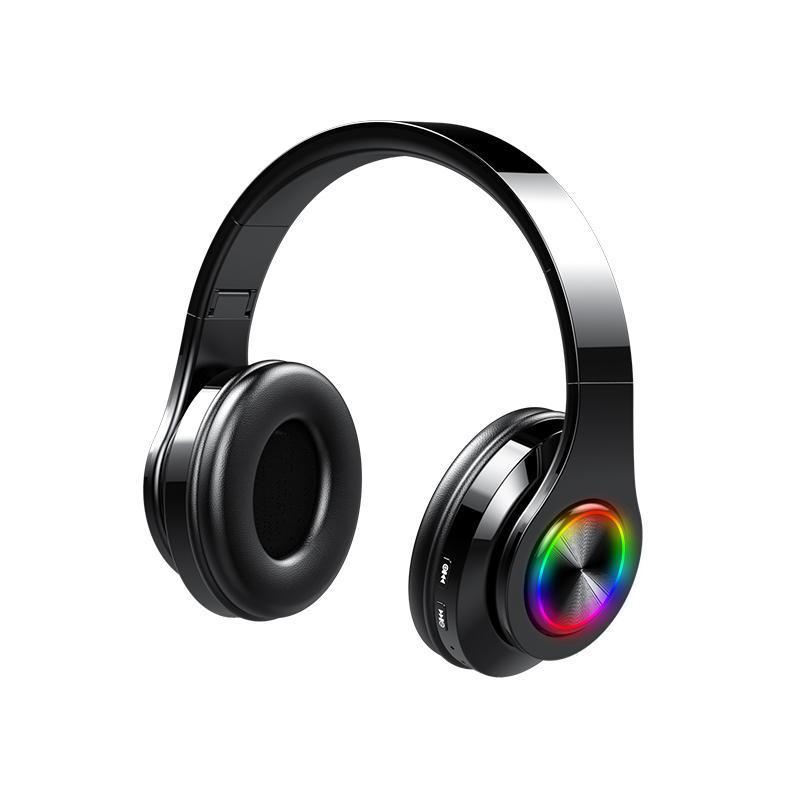 2020 Nova cabeça desgastada Bluetooth Fones de ouvido sem fio 5.0 Correndo Earbuds Gaming Universal Estéreo Redução de Ruído Headsets