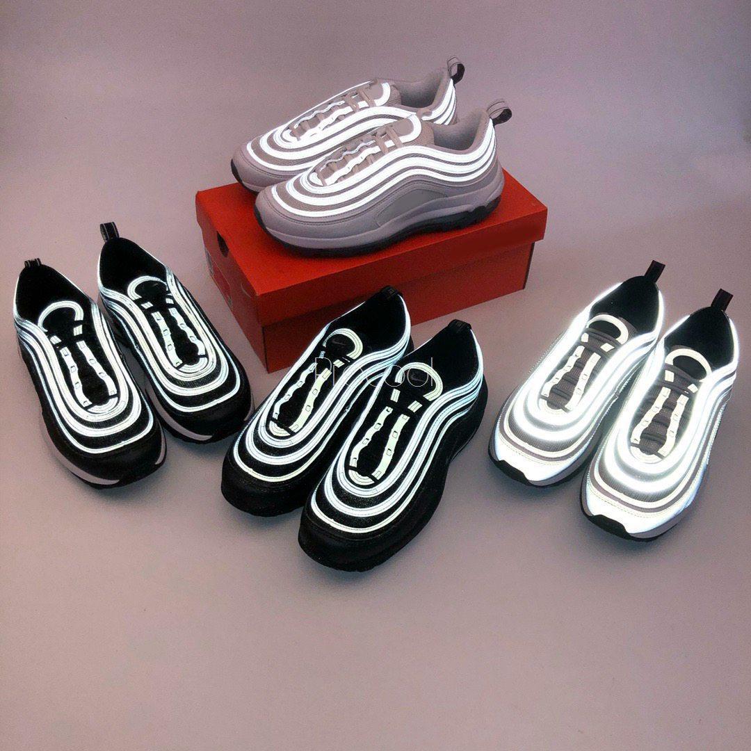 2020 a buon mercato nero scarpe rosa bianco 97S ultra og follet per uomo cuscino da donna in argento oro sport sport giappone scarpe da ginnastica taglia 36-45