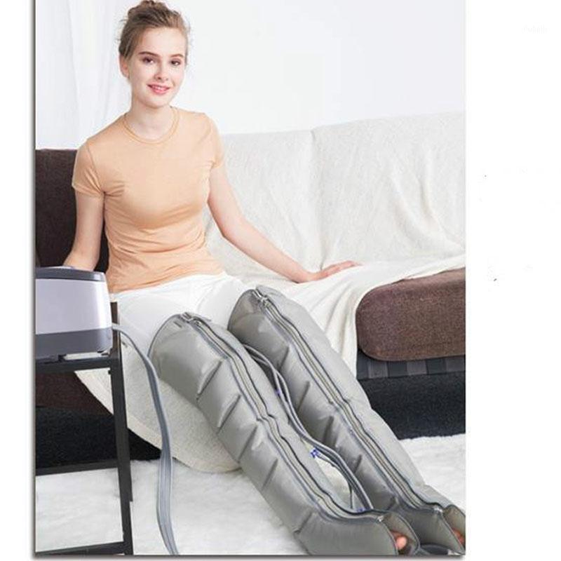Thermothérapie à ondes aériennes Thérapie à la maison jambe maison varicose pétrissage pied massage pneumatique corps massager1