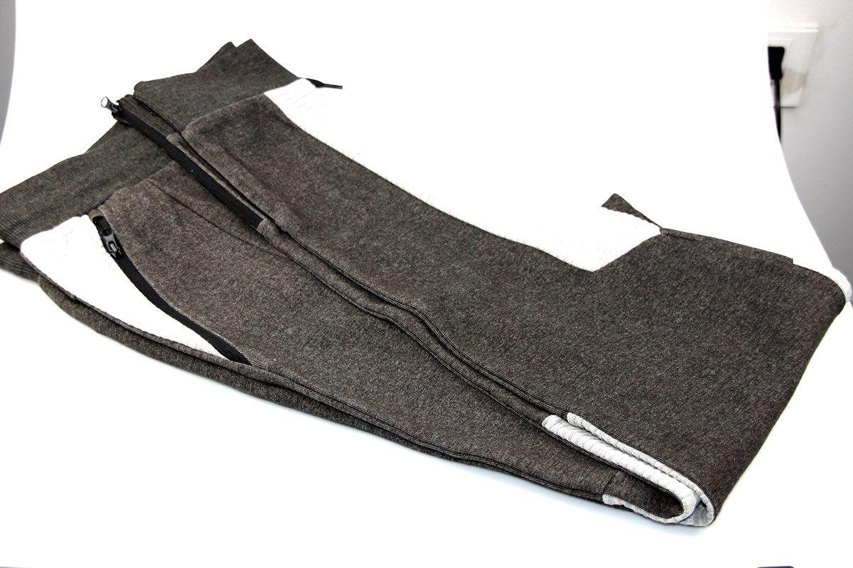 Мужские спортивные штаны спортивные брюки случайные черные и белые шить свободную легкую дышащую ночь работает уличный баскетбол