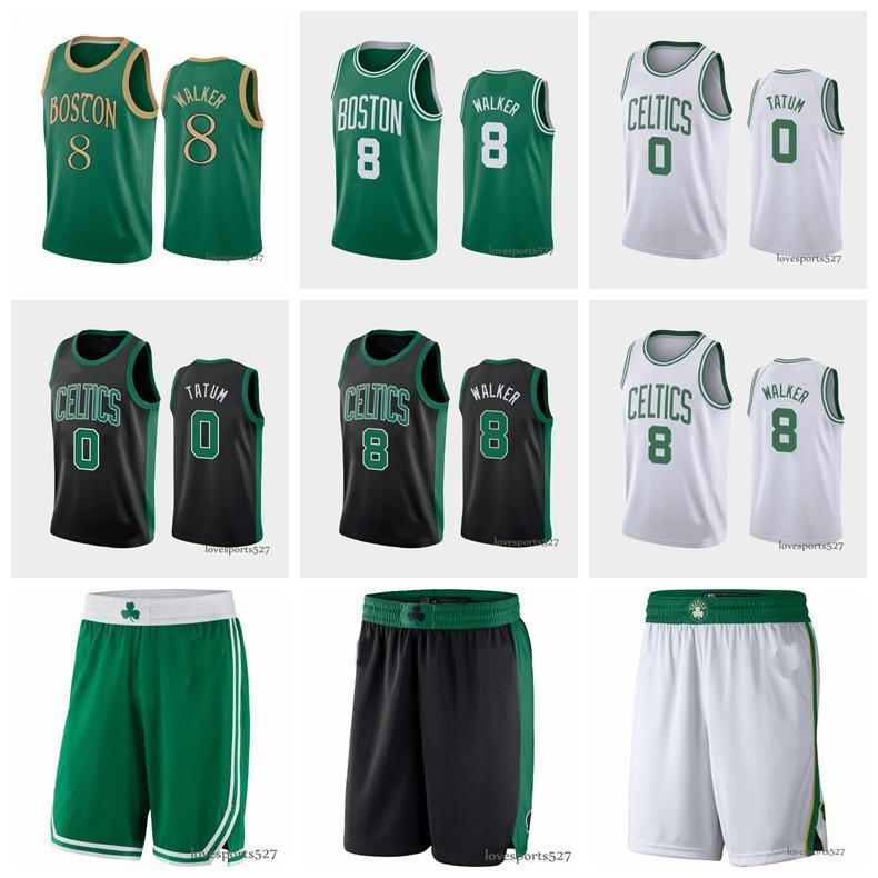 Men's BostonCelticsjersey Statement Performance Swingman Basketball Shorts New Retro JUST DON Pocket Shorts 0808